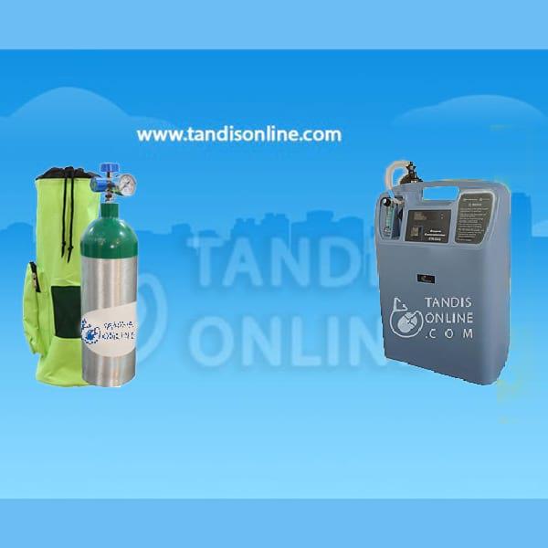 اکسیژن ساز یا کپسول اکسیژن