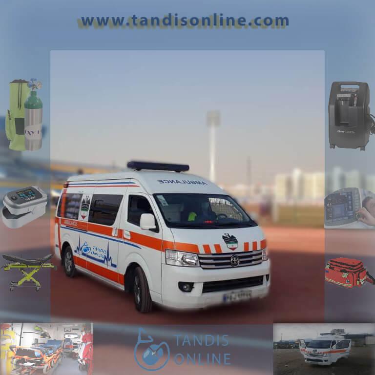 یک آمبولانس خصوصی خوب چه ویژگیهایی دارد؟