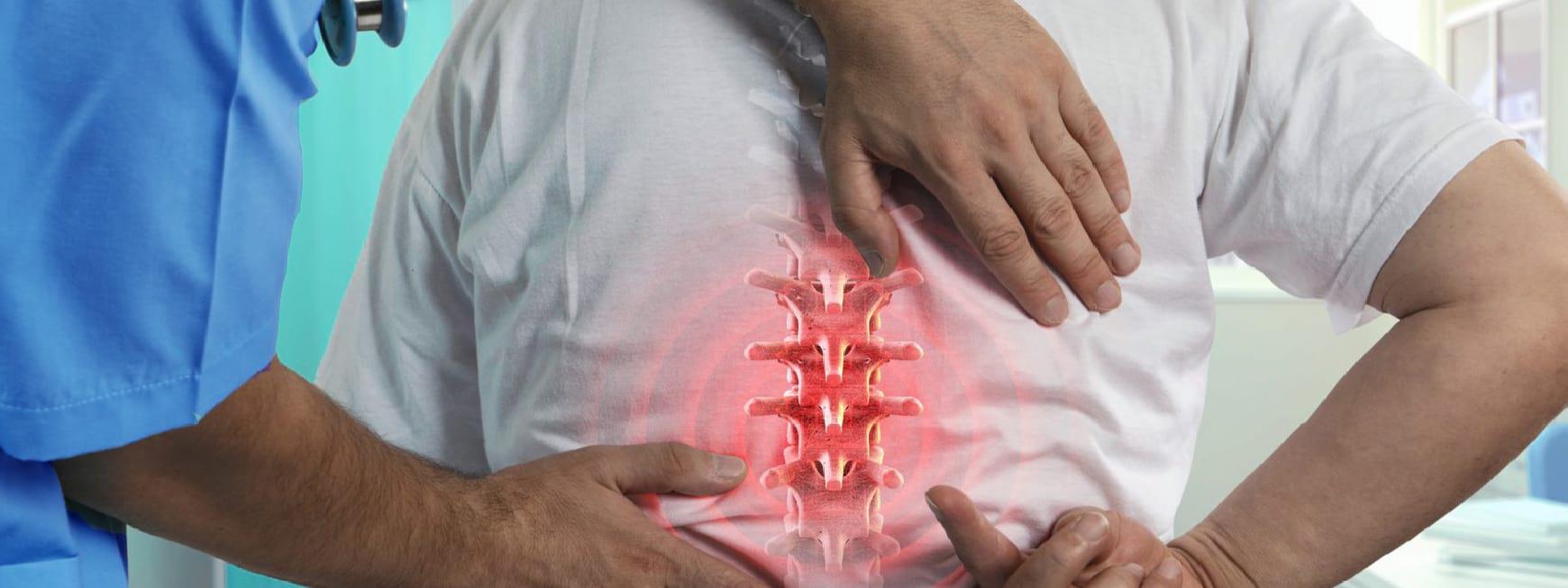 پیشگیری از عوارض عمل دیسک کمر